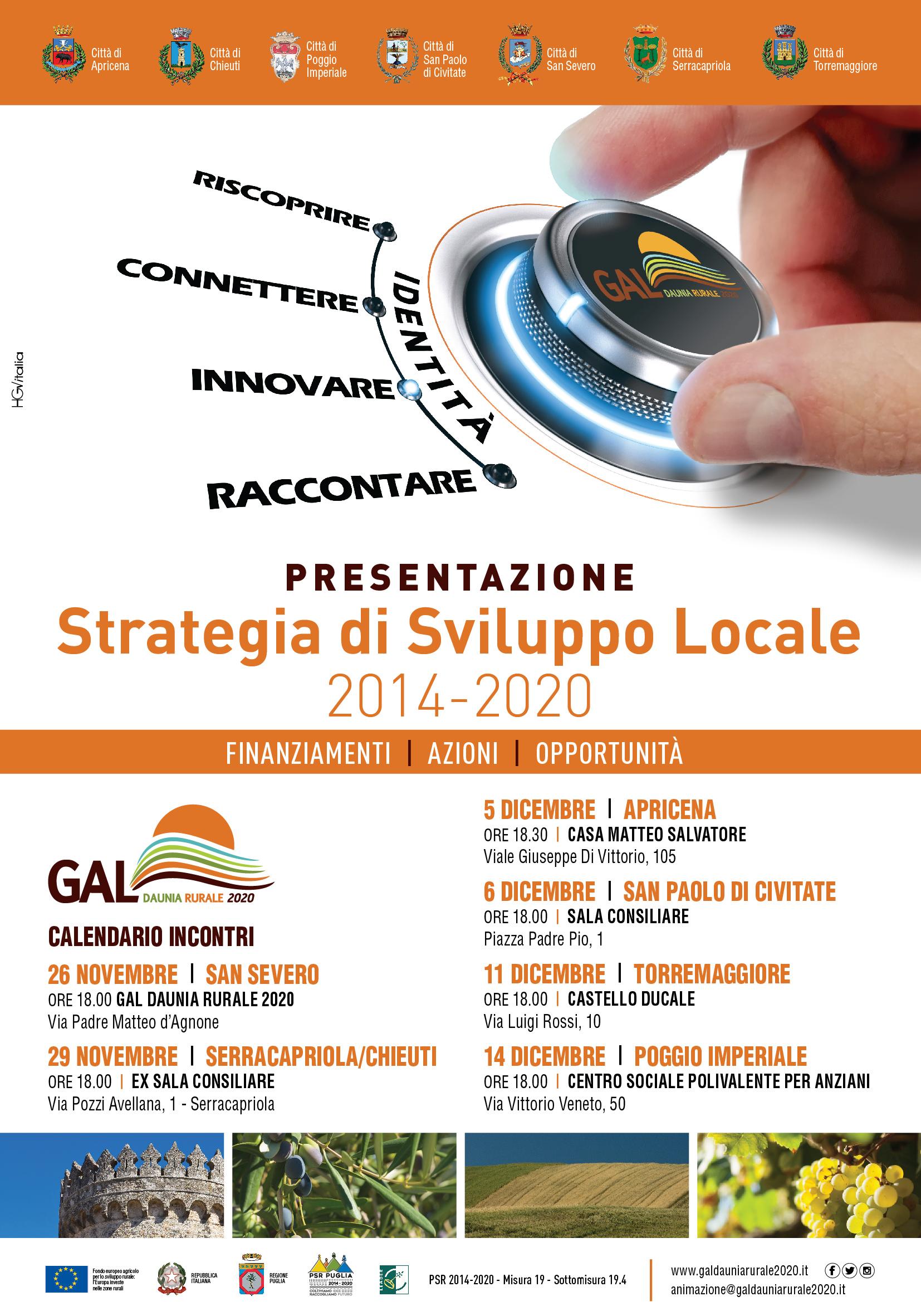 Date presentazione GalDR_